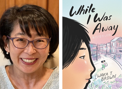 test Twitter Media - Welcome Waka T. Brown to our Virtual Book Tour! The author talked to us about her new memoir, While I Was Away. Visit our blog for an exclusive interview, activities and much more! #kidlit https://t.co/ZqdLt7ufni @W_T_Brown @HarperCollinsCh https://t.co/U5T1l5Ol9Q