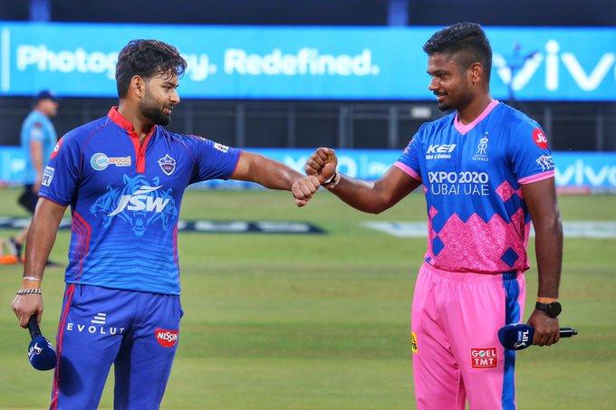 RR vs DC match Highlights IPL 2021