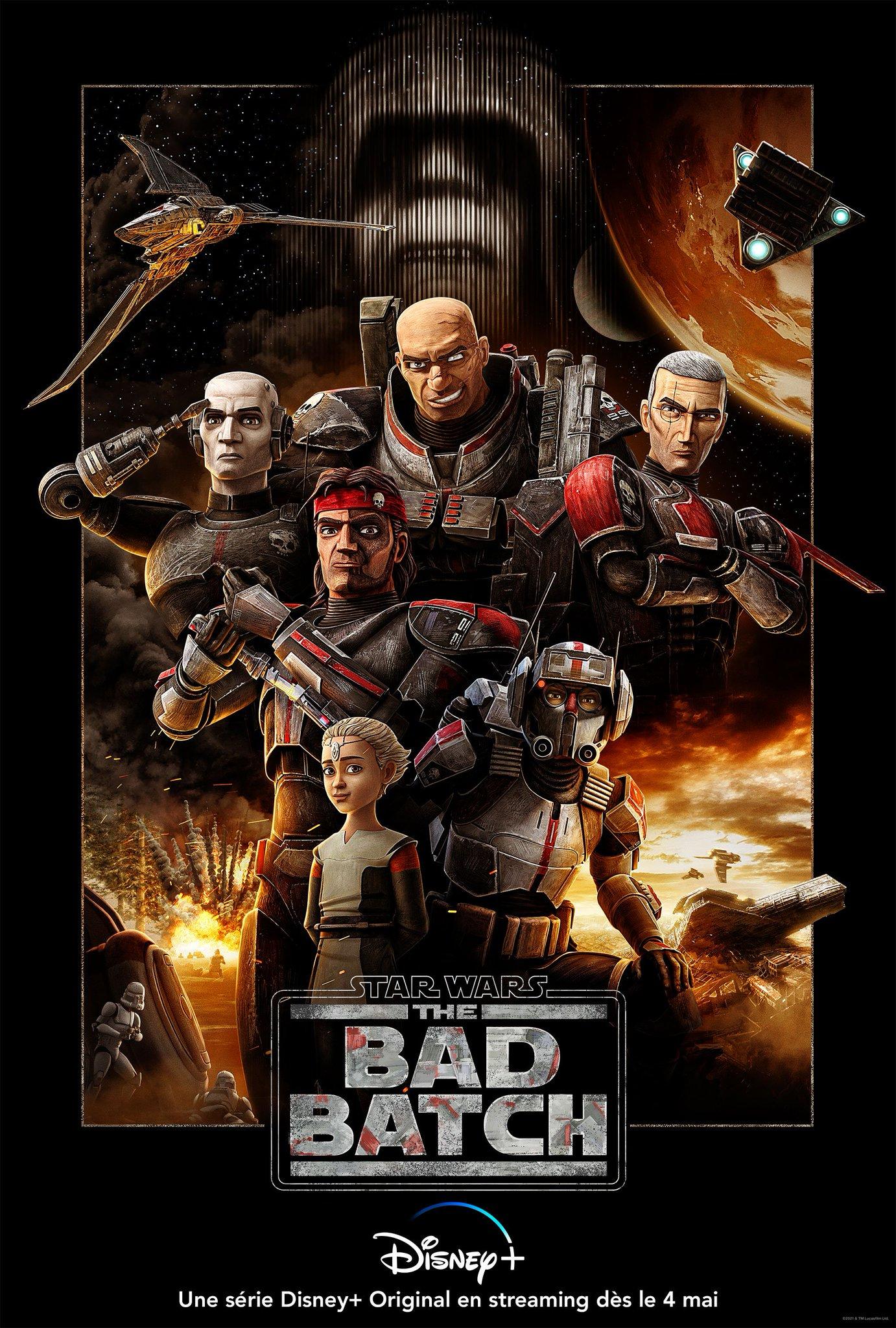 Star Wars : The Bad Batch [Lucasfilm - 2021] EzBTjYqWgAA48f6?format=jpg&name=large