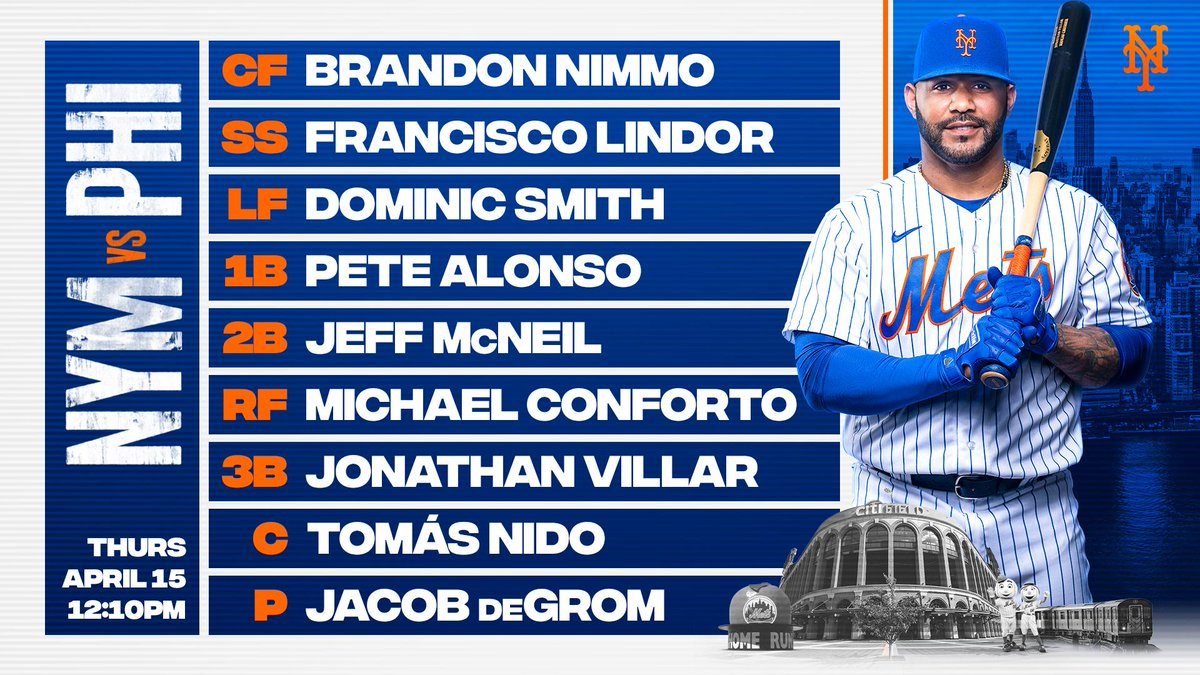 Thursday afternoon lineup. #LGM