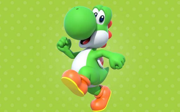 @videogamedeals's photo on Yoshi