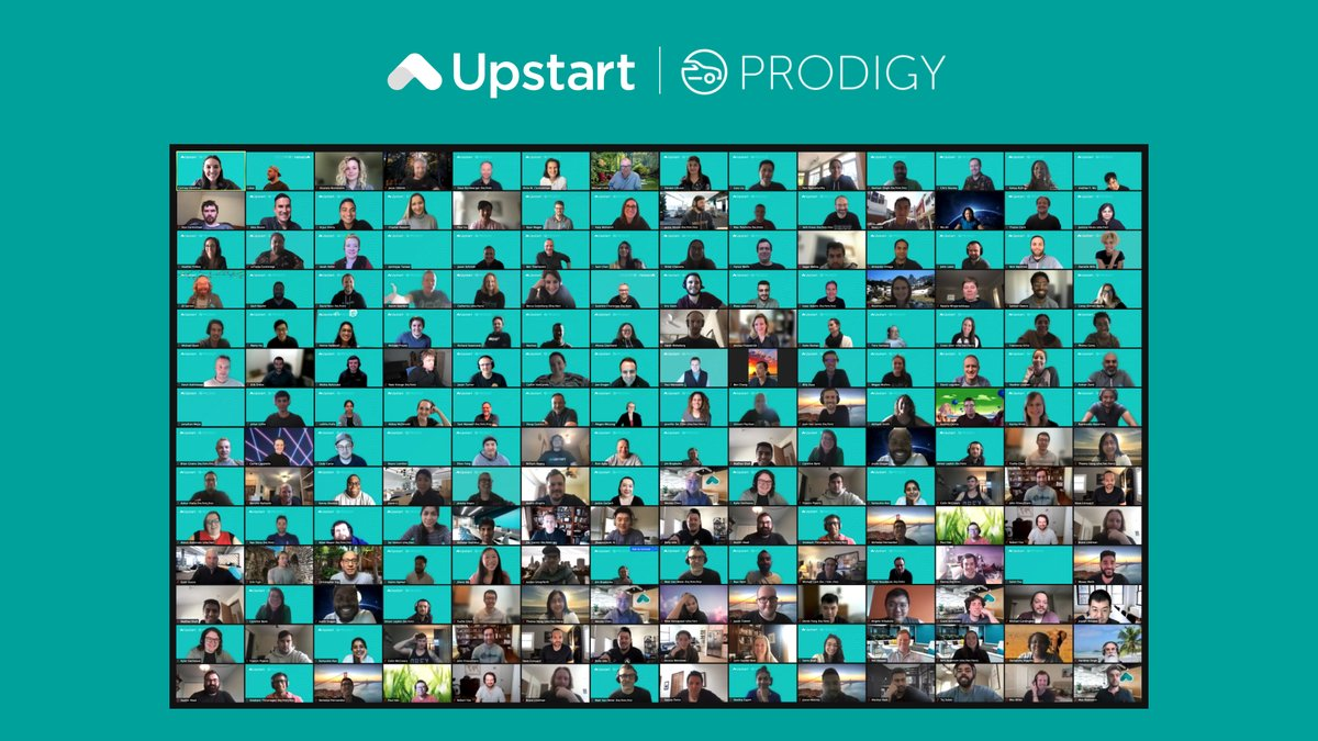 test Twitter Media - It's official: @get_prodigy  joins Upstart!  🎉 🥂    A very warm welcome to the Prodigy team. 👏🏽   #happyhour #teamupstart https://t.co/pDVVX0atzr