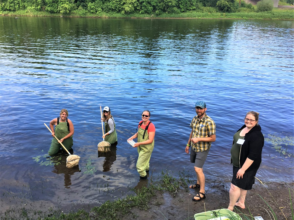 Rivers2Lake, a dynamic education program that helps teachers integrate Lake Superior into curriculum, is now accepting applicati...