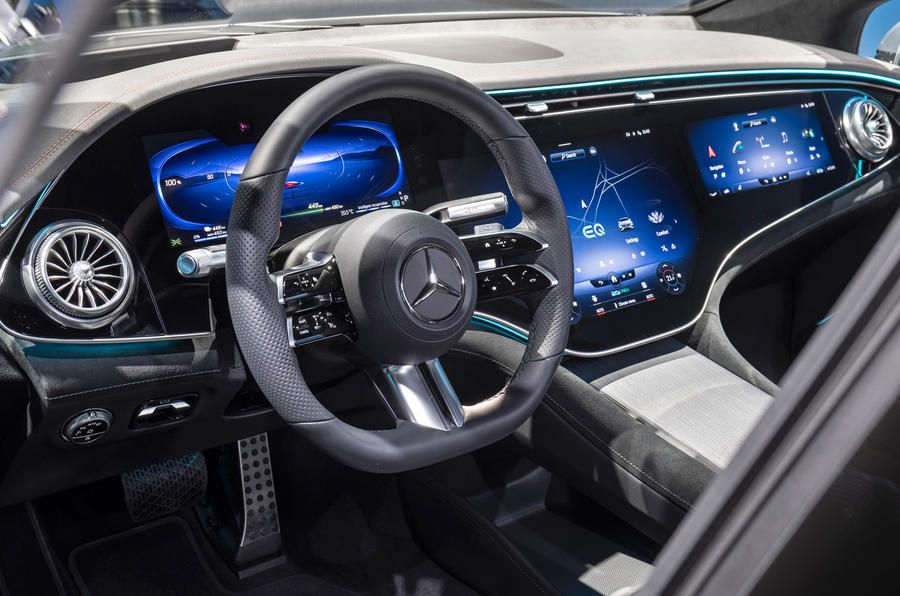 Mercedes finally begin to get serious about EVs