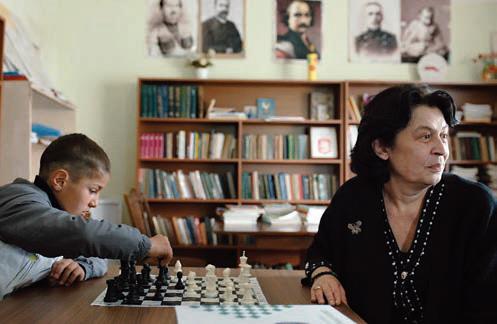 test Twitter Media - Leading us to Tbilisi, Georgia, the film reveals the interwoven biographies of the world chess heroes Nona Gaprindashvili, Nana Alexandria, Maia Chiburdanidze and Nana Ioseliani, narrated by Serbian chess star Milunka Lazarević. https://t.co/L8DaRmw4Hf