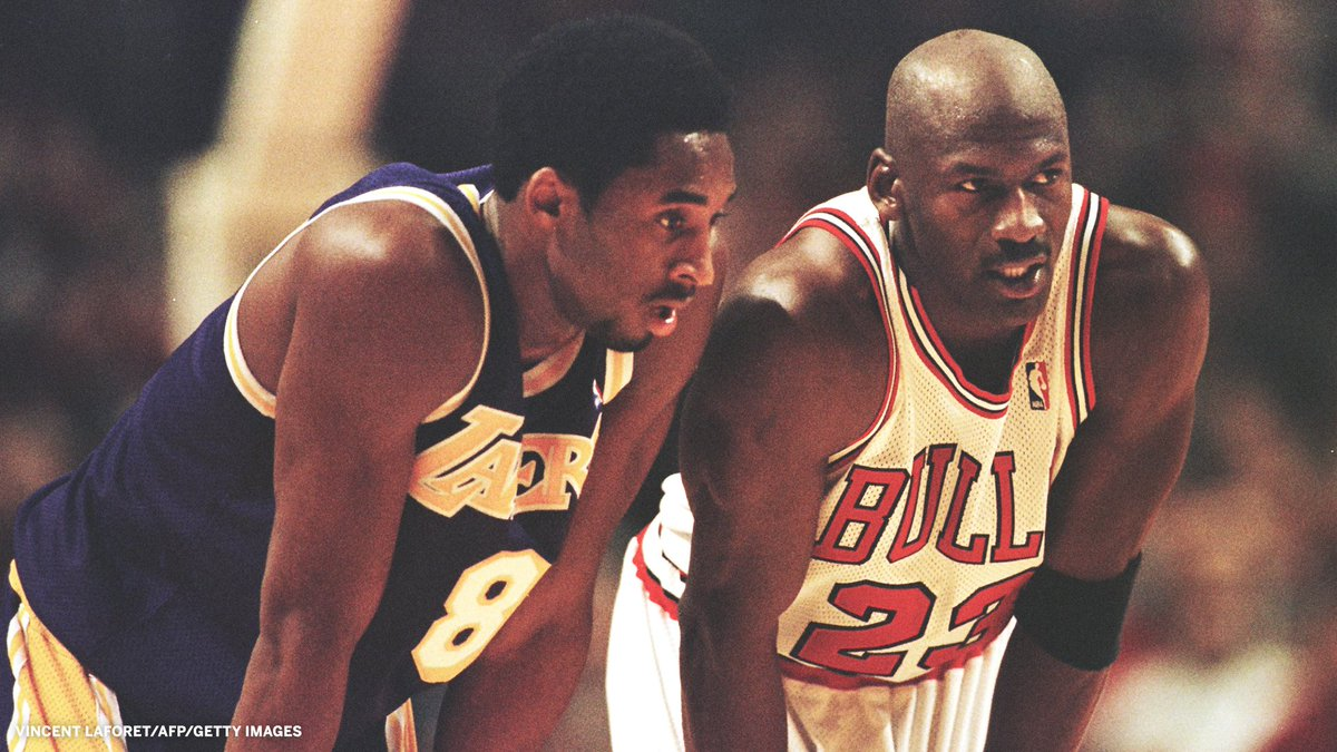 Michael Jordan will be the presenter for Kobe Bryant's induction into the Naismith Basketball Hall of Fame Class of 2020 on May 15. https://t.co/VwhX0rzIav