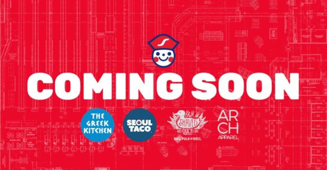 City Of Kirkwood On Twitter We Re Excited A B The Remodel Underway At Kirkwood Schnucks Schnuckmarkets Is Introducing A Food Hall Concept With Local Favorites Shaved Duck Seoul Taco The Greek Kitchen