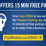 Image for the Tweet beginning: The @CityWindsorOn is proud to
