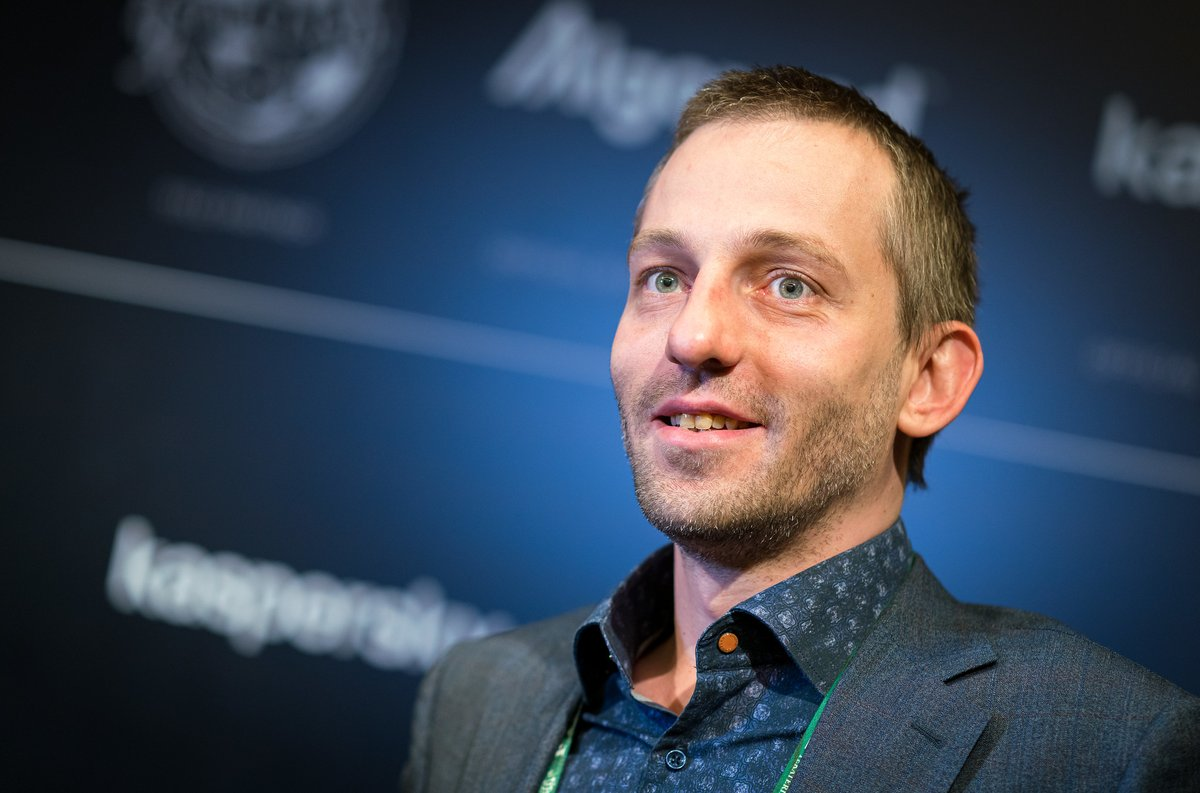 test Twitter Media - That's right, it's Alexander Grischuk, three-time world blitz champion (2006, 2012 and 2015)! https://t.co/SK7ieFTA88