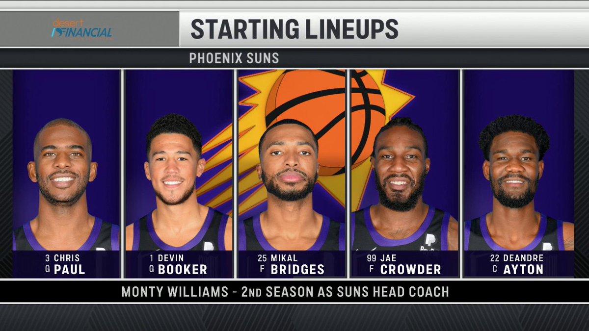 Suns-Kings, Let's go on Bally Sports Arizona Plus. https://t.co/dYTnnhEQPX