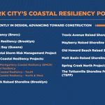 Image for the Tweet beginning: @NYCMayor The East Side Coastal