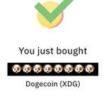 Image for the Tweet beginning: In #Doge we trust 🚀