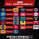 Image for the Tweet beginning: April 16 #NBA Full Game