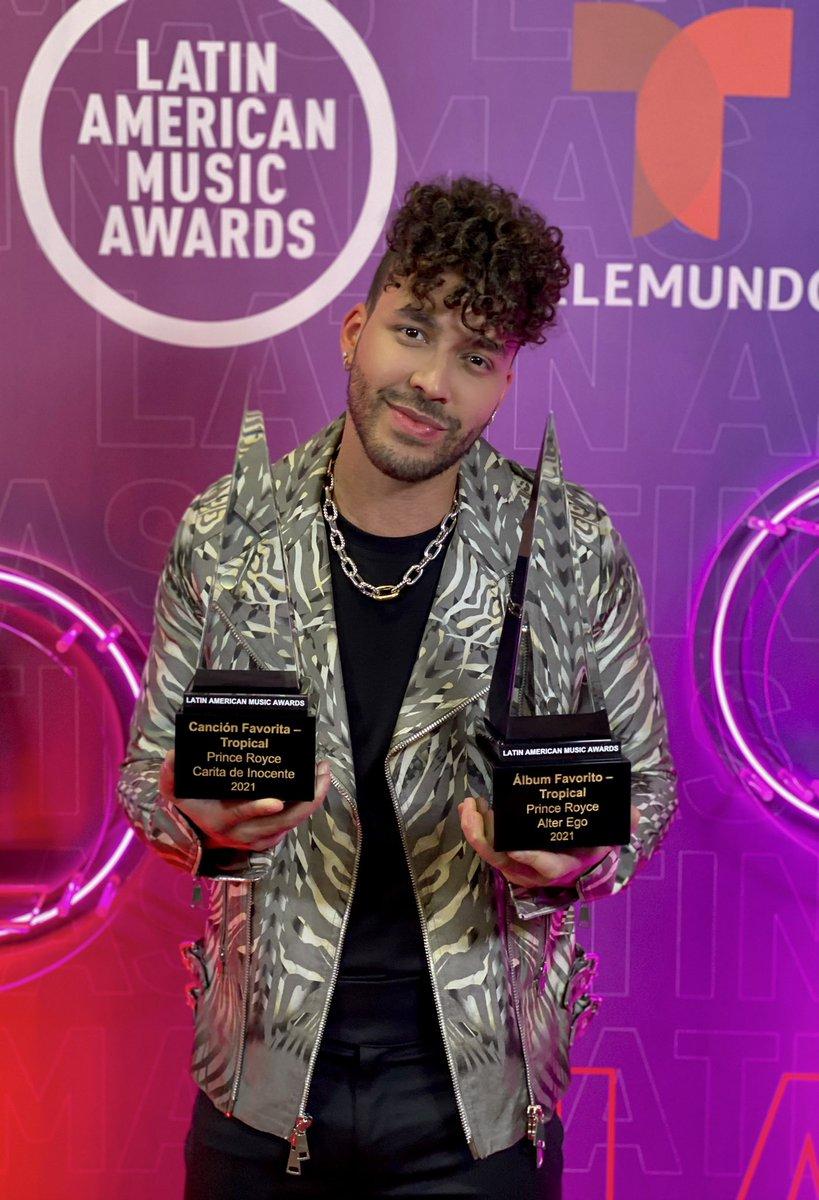 @PrinceRoyce's photo on #LatinAMAs