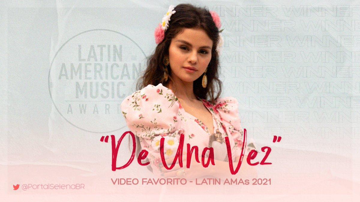 @PortalSelenaBR's photo on #LatinAMAs
