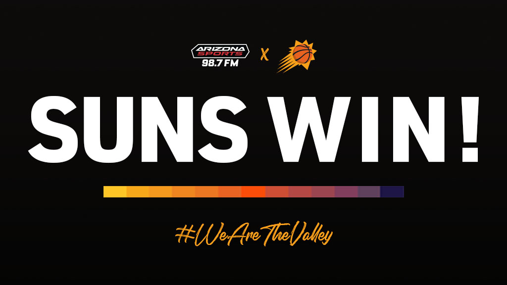 FINAL: The #Suns beat the Kings, 122-114! https://t.co/i45qYyVcRb