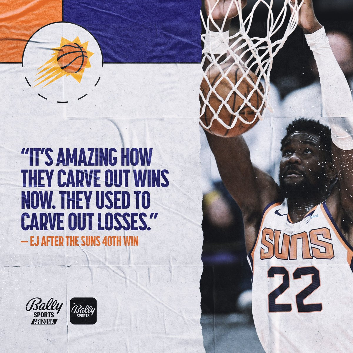 Feels good to win 40 games again.  @Jumpshot8 with the perfect synopsis. https://t.co/cJsj4Jg0KQ