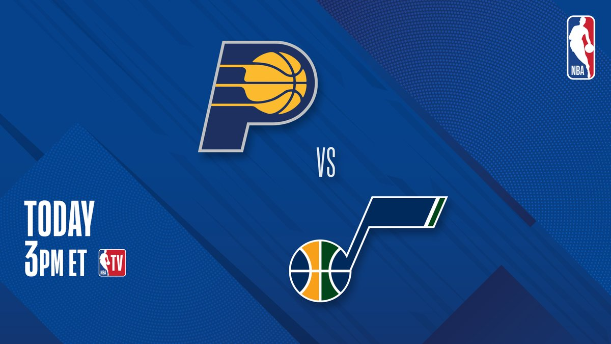 ▪️ #1 in West UTA vs. #9 in East IND ▪️ Gobert: 7 blocks last game ▪️ Brogdon last game: 23p/14r/9a  @Pacers vs. @utahjazz at 3 PM ET on @NBATV! https://t.co/aFQrqqcMzf