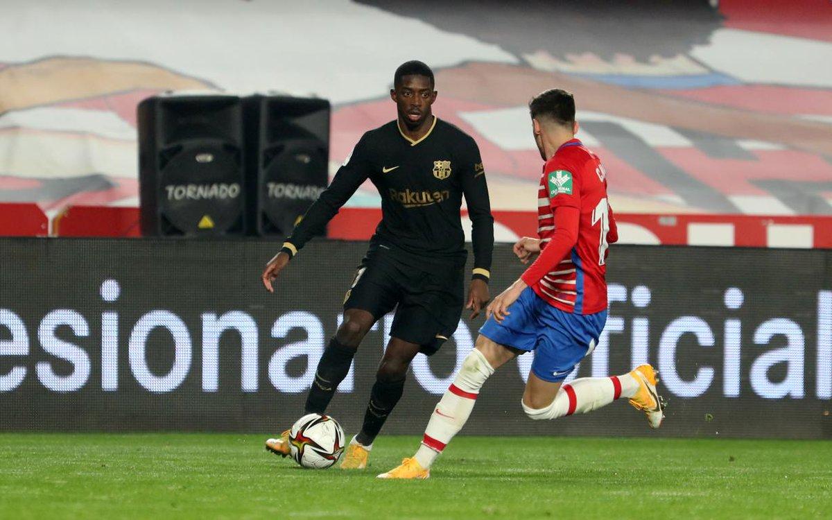 KICK OFF TIME CONFIRMED❗ 🏆 @LaLigaEN, Matchday 33 ⚽ #BarçaGranada 📌 Camp Nou 🗓 Thursday, April 29 ⏰ 7pm CEST 🔵🔴 #ForçaBarça https://t.co/NxknWP1pP4