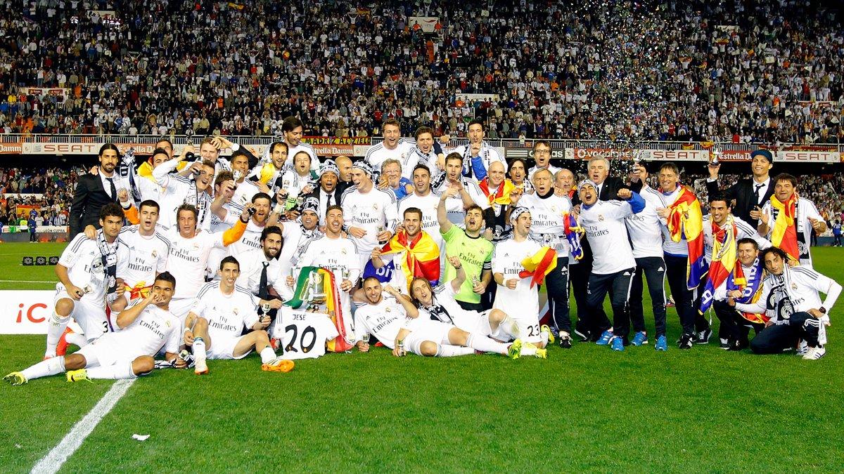 🏆👑  ¡Se cumplen 7 años de nuestra 19ª Copa del Rey! 🆚 @FCBarcelona_es  #RealFootball https://t.co/7GXJlOB2Q3