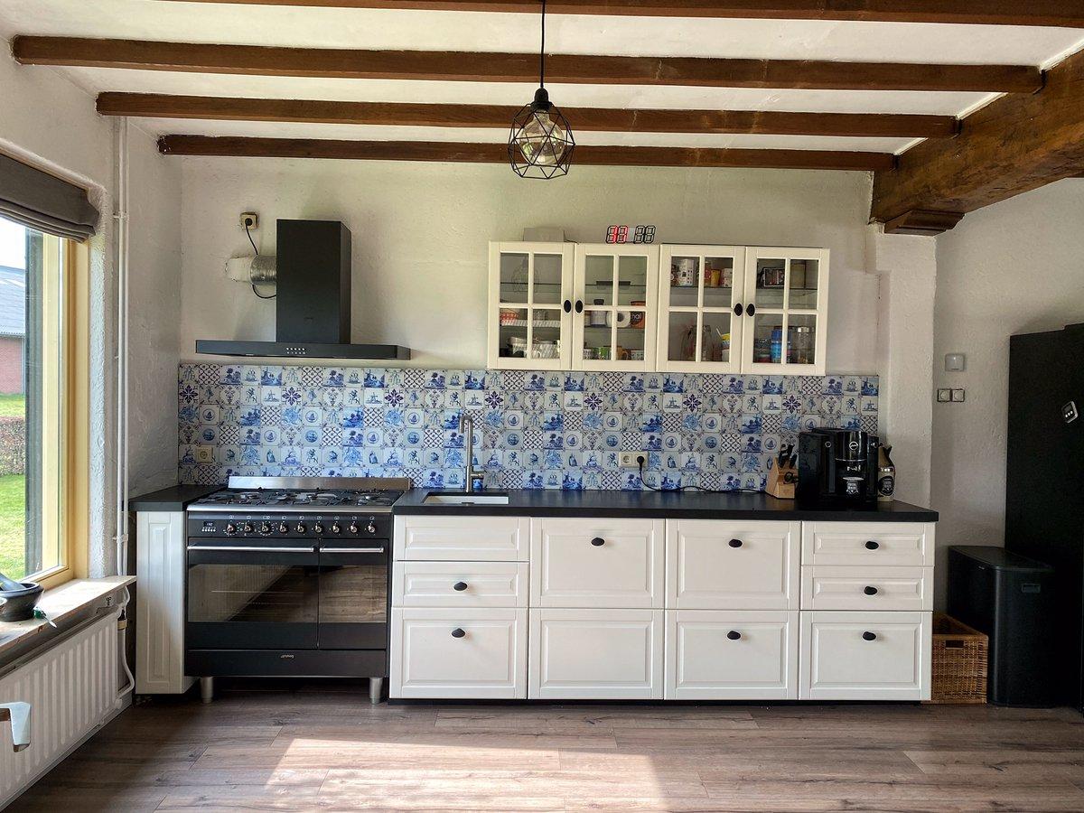 test Twitter Media - Geen zin om te tegelen❓Logisch‼️ Een geweldig alternatief is natuurlijk 1 grote plaat. Deze plak je gewoon in 1x tegen de muur aan.   #keuken #achterwand #keukenwand #kitchen #interieur #keukeninspiratie #interior #interiordesign https://t.co/qhEotF9Ycr