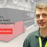 Image for the Tweet beginning: Congrats Arnas Ceckauskas, UK Field