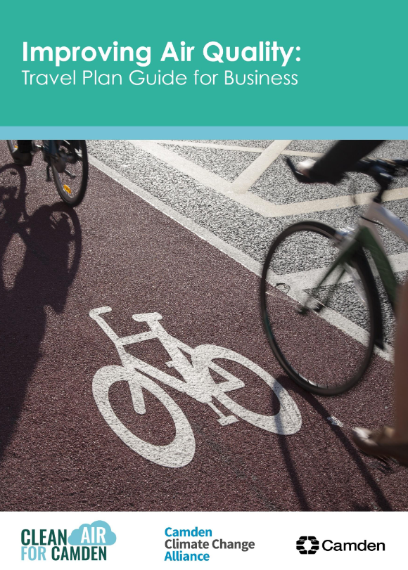The new Travel Plan Guide for Business has launched!  Find out how you can reduce your businesses travel costs and promote sustainable travel here: https://t.co/GV2gCv9B7M #PledgeNetZeroCamden https://t.co/owmqEf7lYu