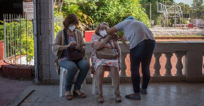 Paraguay's 'Life and Death' Covid Crisis Gives China Diplomatic Opening Photo