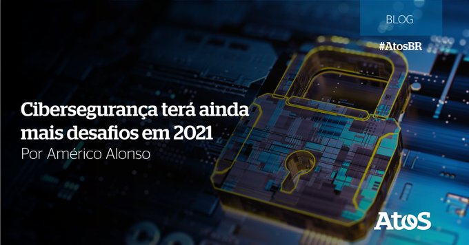 Confira as previsões sobre cibersegurança do nosso especialista Américo Alonso, Chief Quality...
