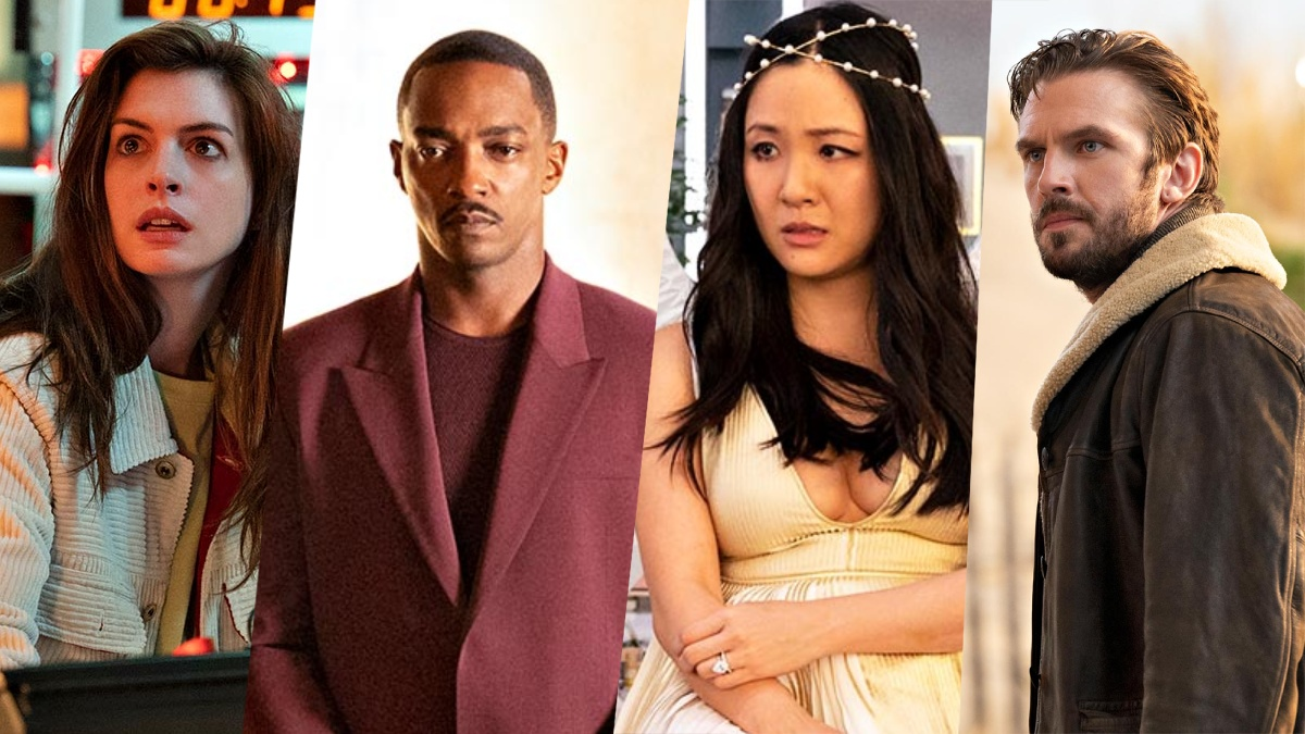 """test Twitter Media - 'Solos' First Look Photos: Anne Hathaway, Anthony Mackie, Constance Wu & More Star In Amazon's Anthology Series: A couple of months ago, Amazon announced plans for a new anthology series from the creator of """"Hunters."""" The series, titled """"Solos,"""" features… https://t.co/xdcSRBrQb1 https://t.co/o6ta3VVqvu"""