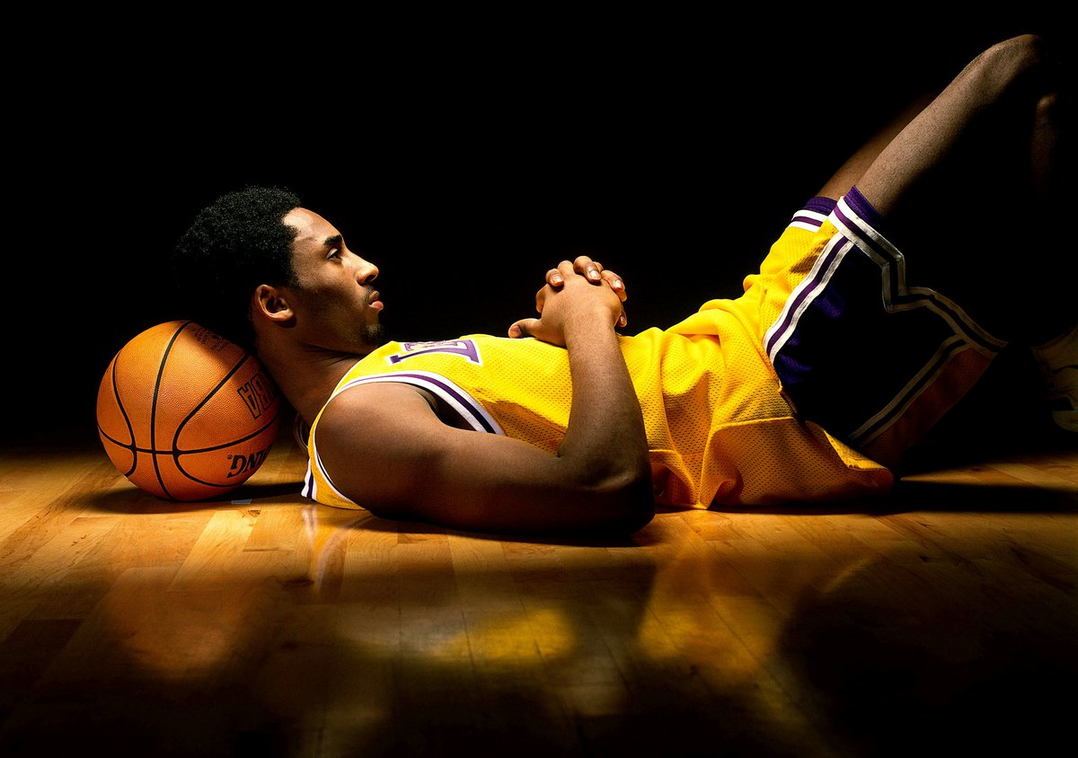 Kobe Bean Bryant. A name that doesn't need context. You hear his name and an illustration of greatness enters your frame of thought. One of the Greatest Players of All Time. The Mamba will forever be missed.  This is my thread on Kobe Bryant. (Part 1) https://t.co/rAR54wu4JK