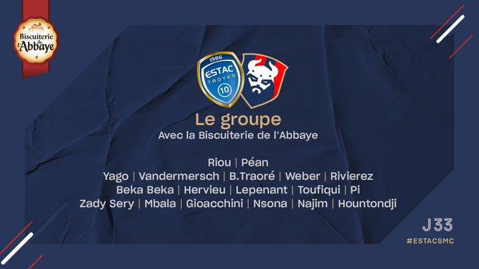 [33e journée de L2] ESTroyes AC 1-0 SM Caen EzG4y0fWUAorqKy?format=jpg&name=small