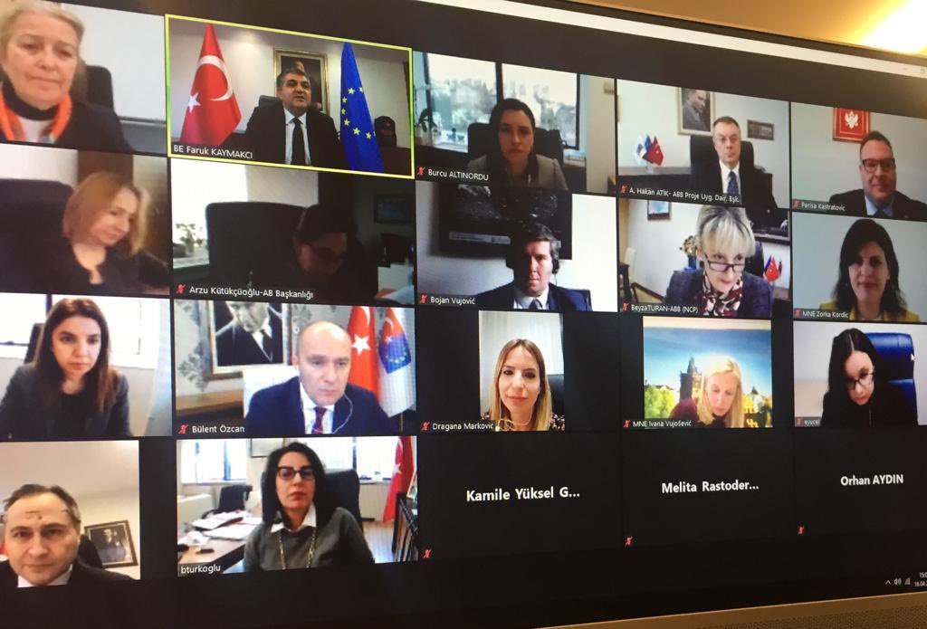 Wonderful exchange with 🇹🇷Deputy MFA Faruk Kaymakci and his team of  passionate EU professionals https://t.co/q8hkppyU1O