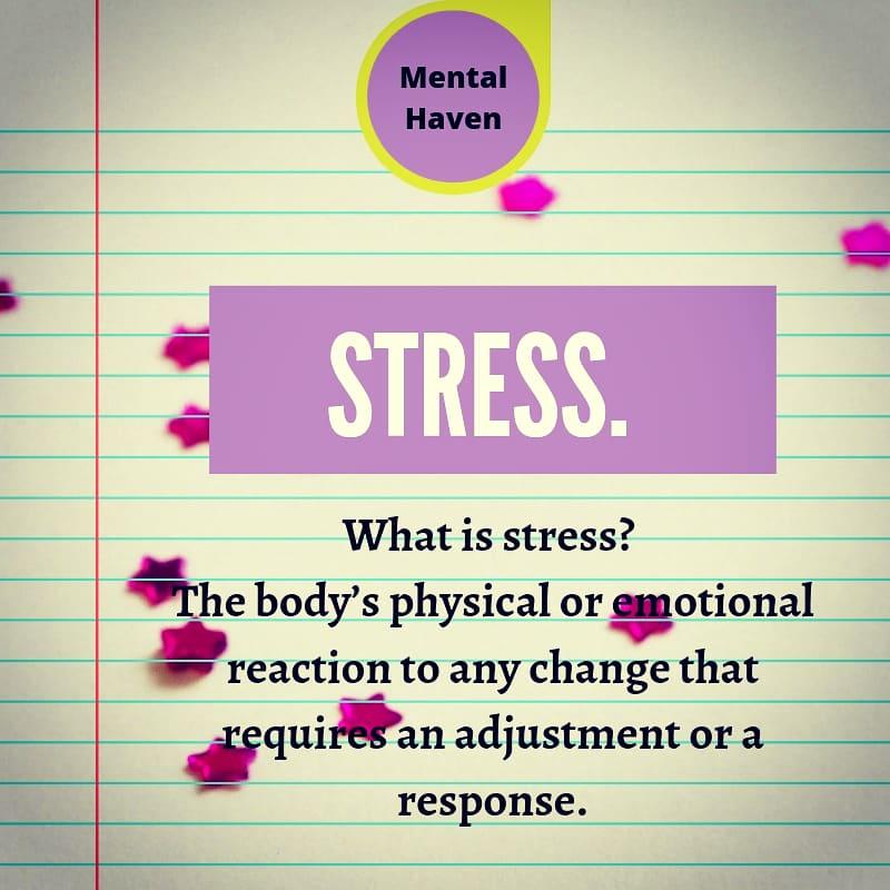 Happy Stress Awareness Day!!💜 #fridaymorning #weekendvibes #StressAwarenessMonth #StressAwarenessDay #April