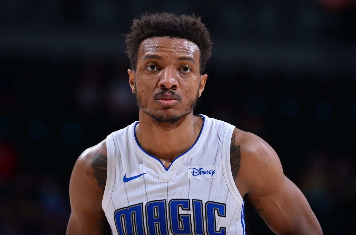 Join us in wishing @wendellcarter34 of the @OrlandoMagic a HAPPY 22nd BIRTHDAY!  #NBABDAY #MagicTogether https://t.co/0U3ppLH6KP