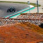 Image for the Tweet beginning: Imola 🥰  #VB77 #F1 #Imola @MercedesAMGF1  📷