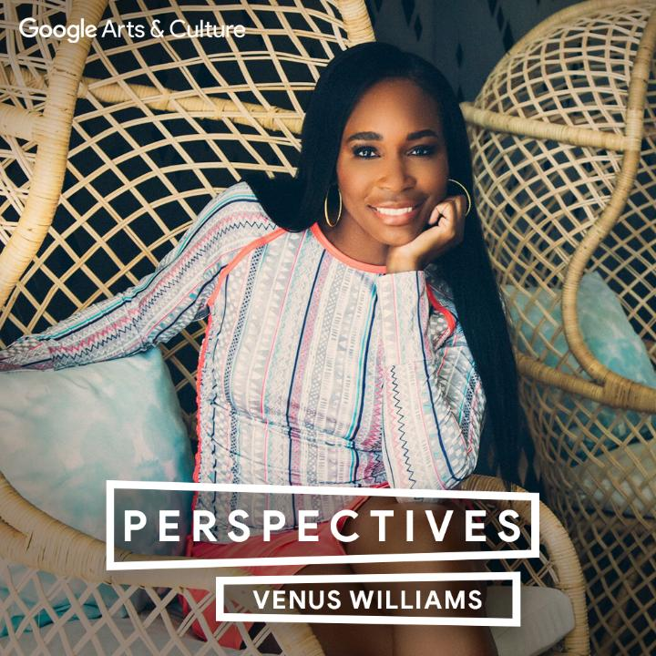 Travel back to the beginning of Tennis with tennis champion and entrepreneur 🎾  @Venuseswilliams.  From the game changers to the groundbreaking fashion - get her perspective:   #Perspectives