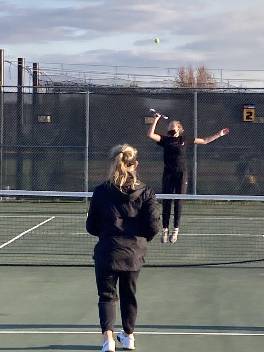 Congrats, MV Girls' Tennis! #GoMVStangs