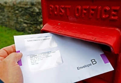 test Twitter Media - Postal votes have started to arrive on doorsteps.  Please make sure you follow instructions to complete your pack & return in plenty of time.  Check the return address is showing correctly in envelope B – if not, turn it around and re-seal – using tape if necessary. https://t.co/SG20HIBf0n