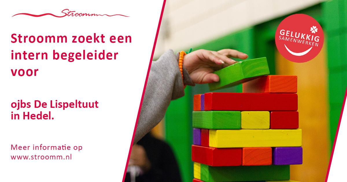 test Twitter Media - Stroomm zoekt voor jenaplanschool De Lispeltuut in Hedel een gemotiveerde en sterke intern begeleider. Ben jij intern begeleider en ben je op zoek naar een nieuwe kans? Dan zijn wij oprecht nieuwsgierig naar jou! Reageren kan tot en met  20 mei 2021.  https://t.co/dDg4UfWLxr https://t.co/HFGXFVTGl8