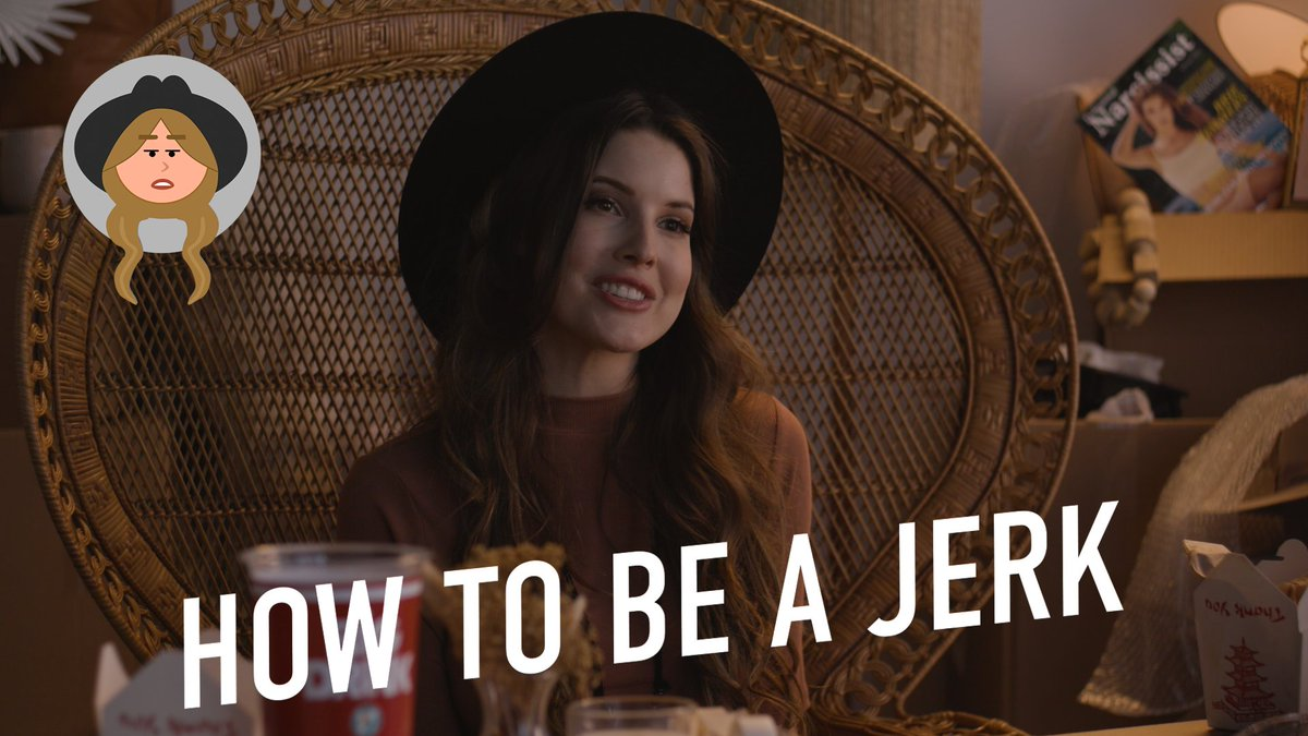 Tired: being a jerk Wired: being a jerk to your friends Inspired: being a jerk to yourself  Featuring @AmandaCerny / Written by @darrendmiller https://t.co/dKeyCYzLXY