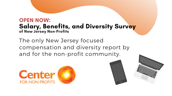 Reminder for your #nonprofit to take a few minutes to join this important survey on salary, benefits and #Diversity.  @NJ_NonProfits is gathering info that will help inform organizations across #NewJersey on these key issues. #MondayMotivation