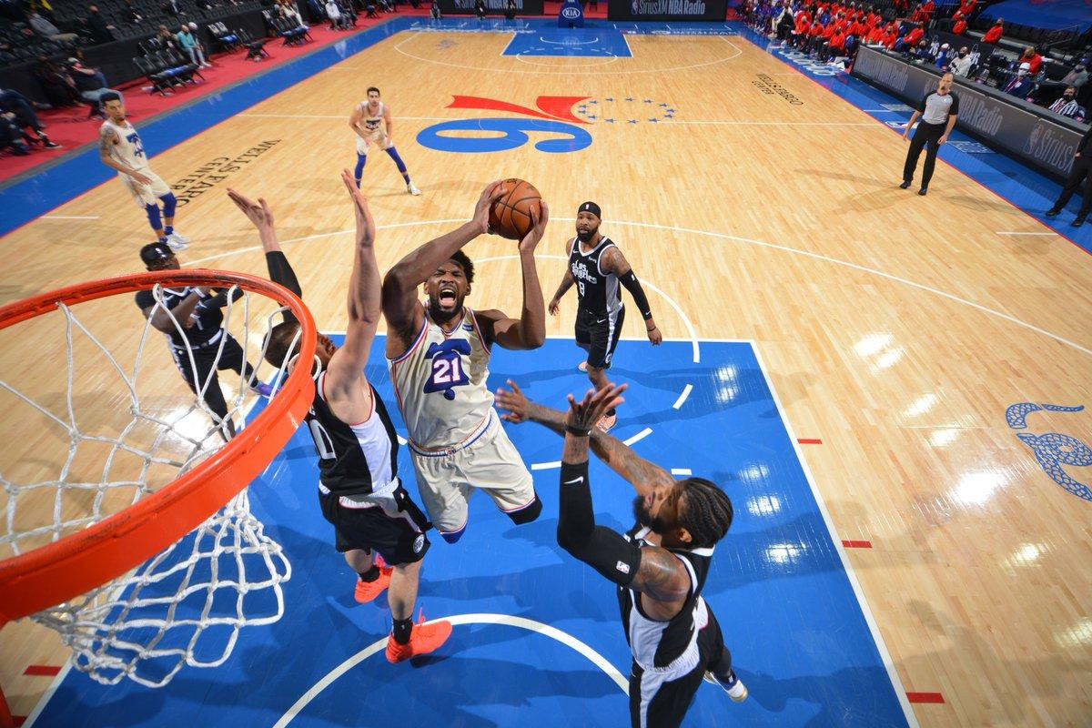 @ESPNStatsInfo's photo on 76ers