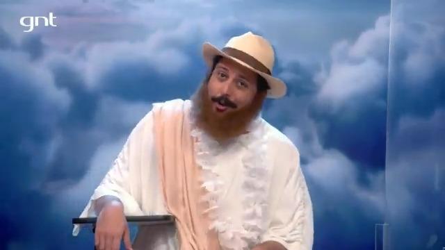 E vamos de pingue-pongue com o Deus das férias! 😂 #DaniSeNoGNT https://t.co/90d5t0qFdW