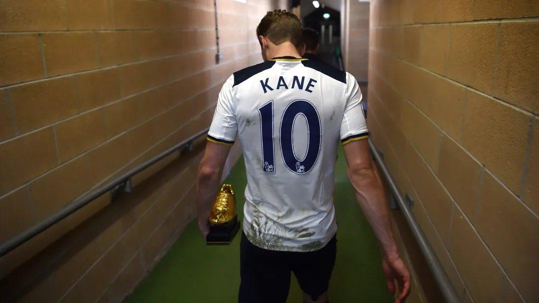 @PurelyFootball's photo on Kane