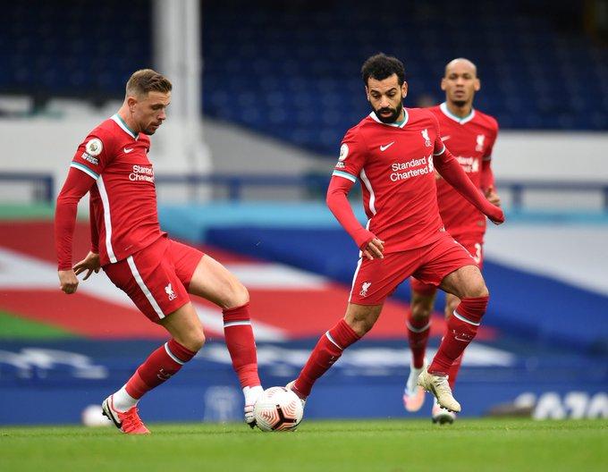 Espn :سجل ليفربول 3 أهداف من 139 تسديدة على ملعب
