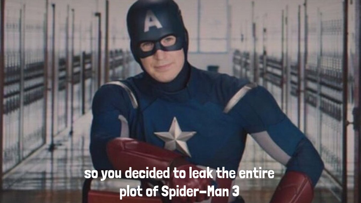 RT @spideyupdated: When Jon Watts and Kevin Feige find Alfred Molina https://t.co/aOCa5Bbm1G