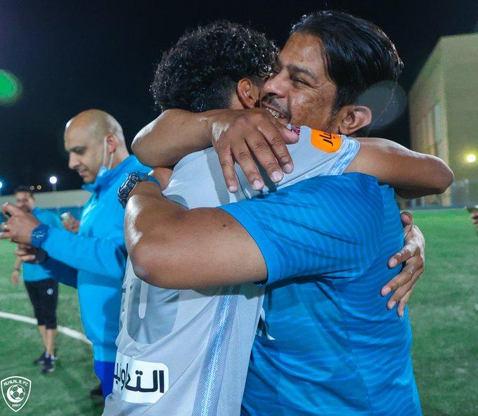 حسم الهلال رسمياً لقب الدوري الممتاز للشباب
