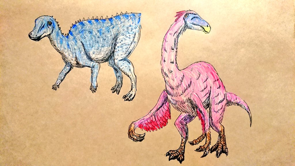 Twoucan - ケラトサウルス の注目ツイート(イラスト・マンガ ...