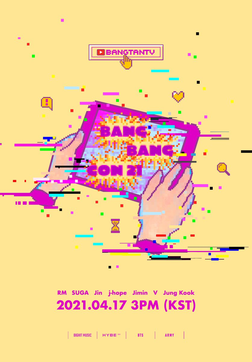 #BANGBANGCON21